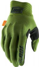 New 100% Cognito D30 Glove Army Green/Black S M L XL Motocross